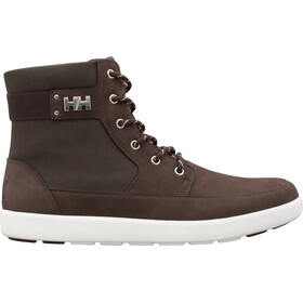 Helly Hansen Stockholm Chaussures Homme, coffe bean/beluga/off white